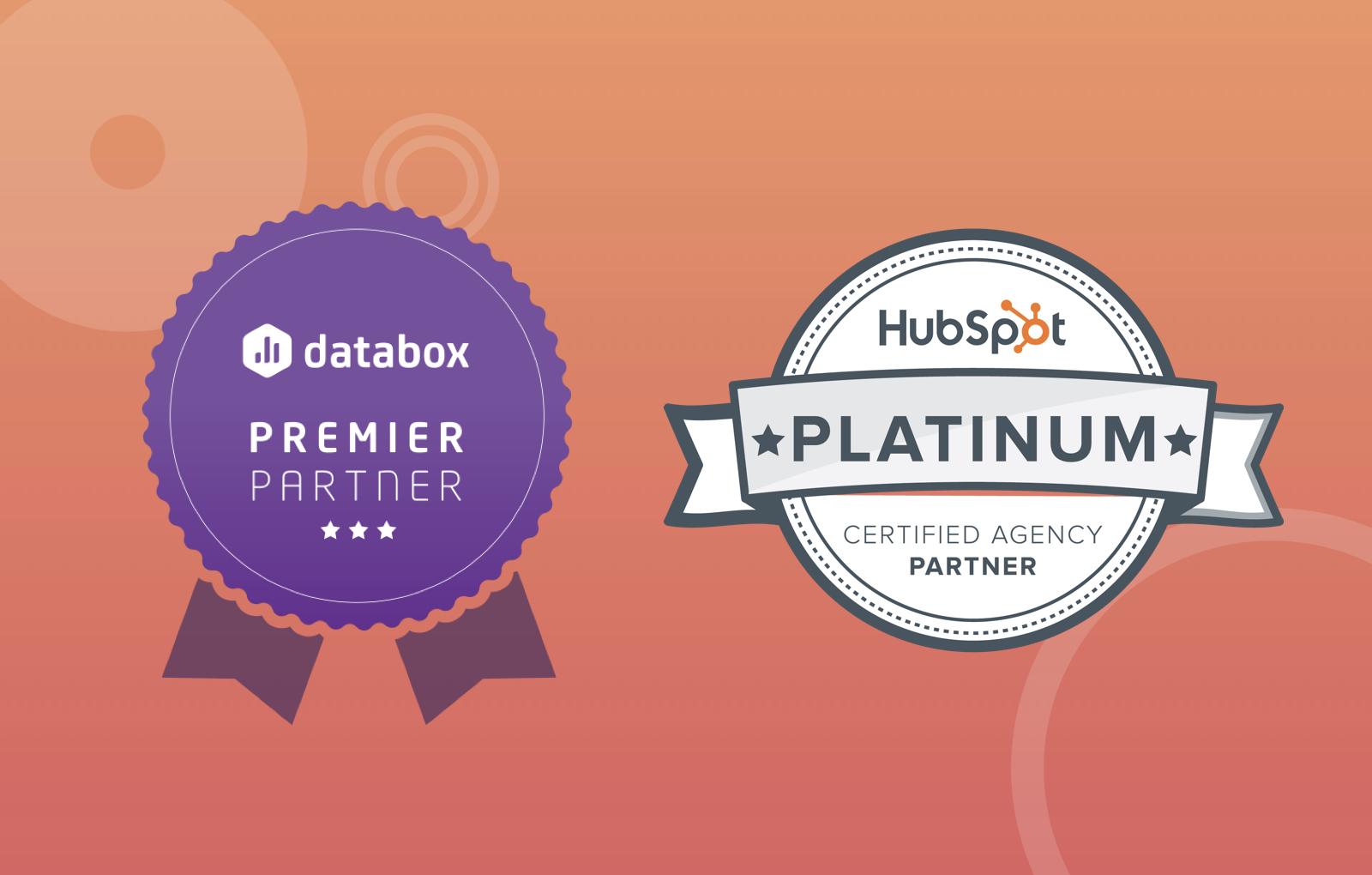 MarketLauncher Becomes a HubSpot Certified Platinum Partner and Databox Premier Partner