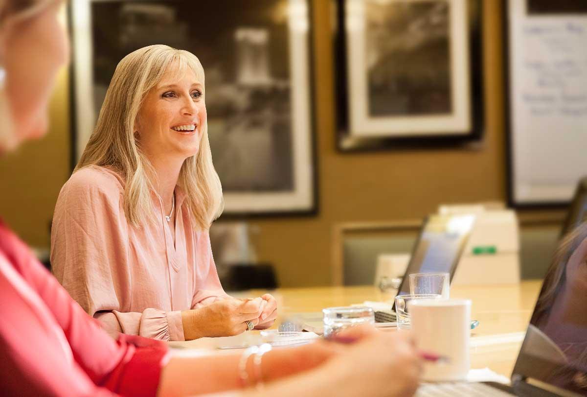ML Achiever: Michelle Haarde, Director of Client Services