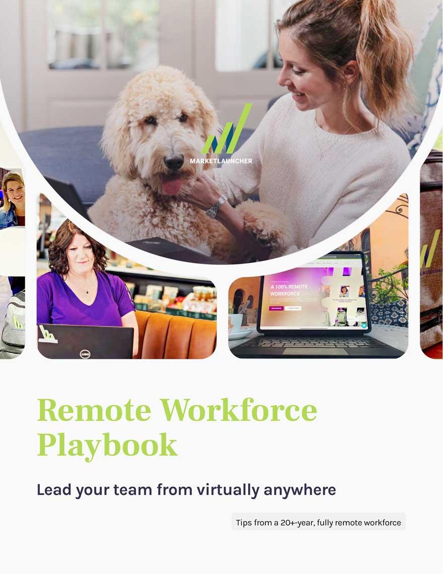 Download the Remote Workforce Playbook